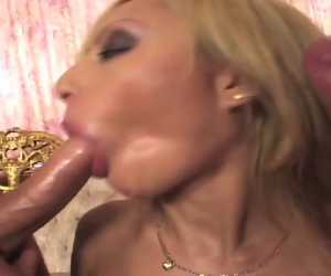 Two Guys Banging Massive Tit Chick With Sabrina Rose