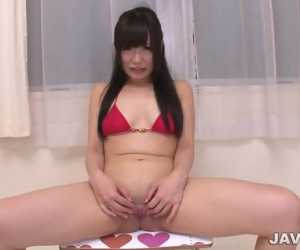 Tsukushi Enjoys Heat And Excellent Solo Cam Present