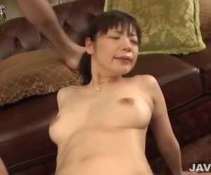 Cum On Face For Smashing Japanese Nao Mizuki