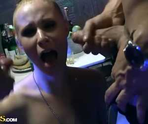 Tremendous Horny College Students Occasion With Attractive Ladies