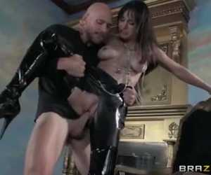 Cytherea's Huge Rating With Cytherea & Johnny Sins