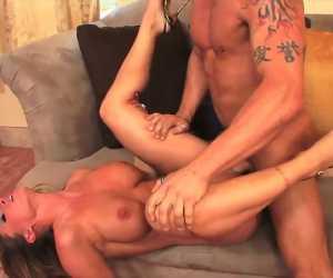 Devon Lee Getting MILF Pussy Slammed With Devon Lee