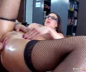 Librarian Wants A Licking With Kendra Lust & Xander Corvus