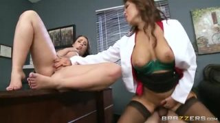 Present The Doc How You Suck Cock With Akira Lane, Lola Foxx & Jessy Jones
