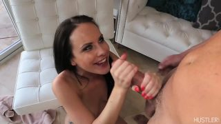 Shaving Off All Her Pussy Hair With Katie St. Ives